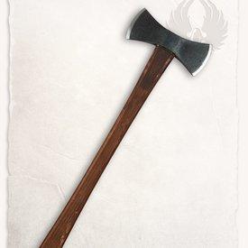 Mytholon Double Viking axe, battle-ready