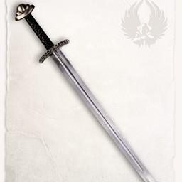 Miecz wikingów Thorleif gotowy do bitwy