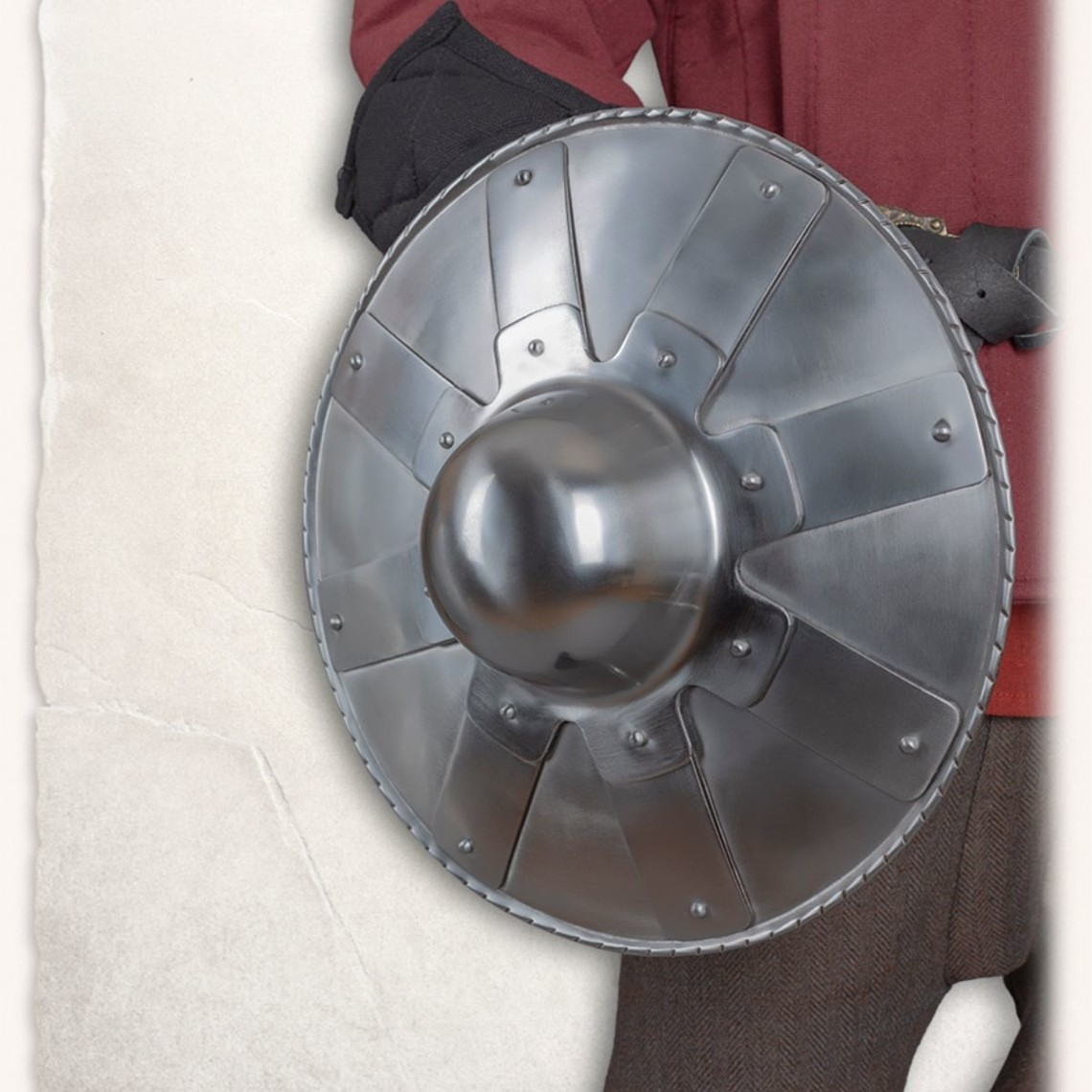 Mytholon Medieval Mercurior buckler