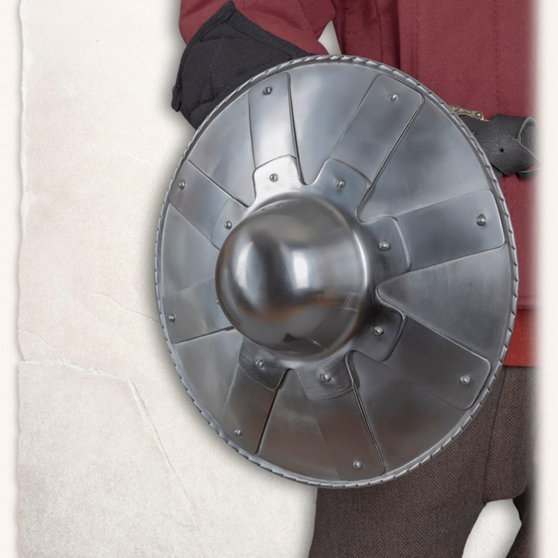 Mytholon Mittelalterliche Buckler Mercurior