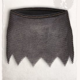 Mytholon Chainmail kjol Richard, stål, butted bronserad