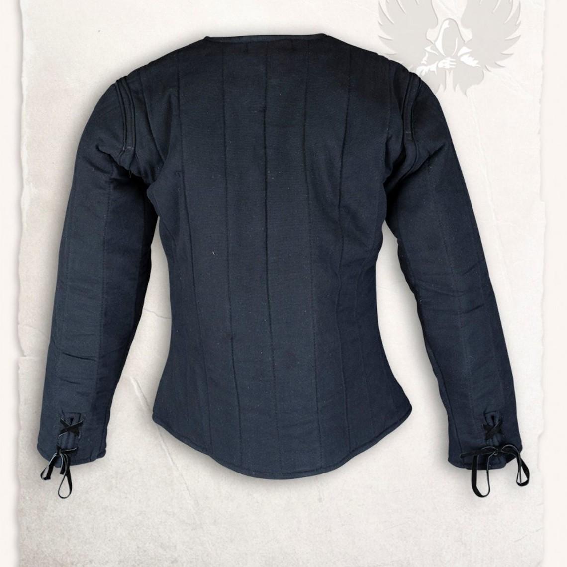 Mytholon secolo gambeson 15 Aulber, tela nera