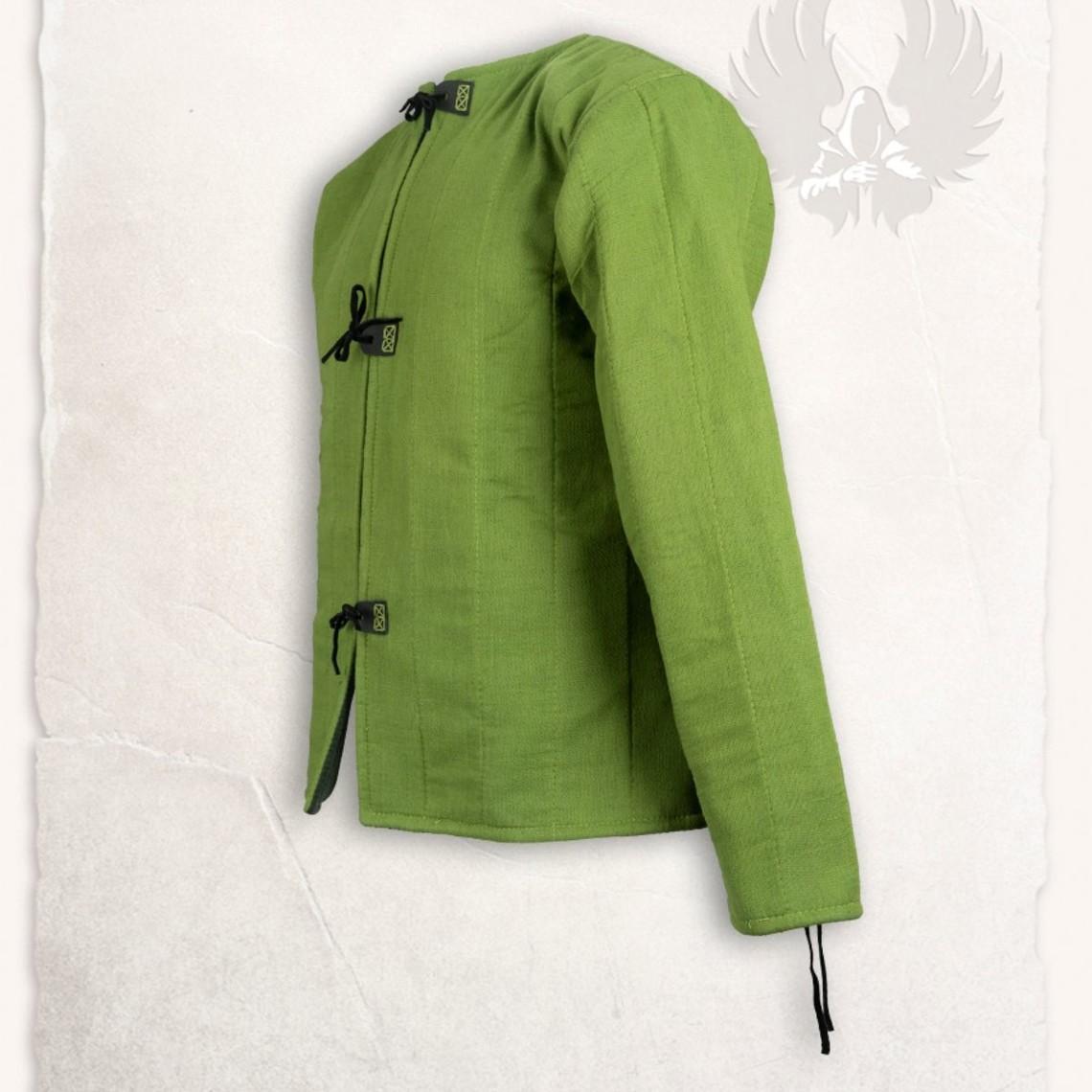 Mytholon Lino gambesón Aulber verde