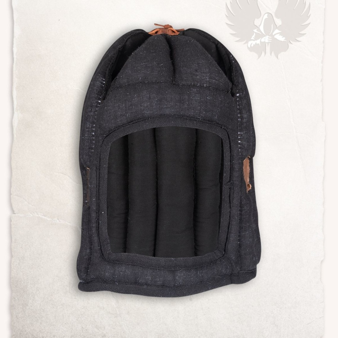 Mytholon Linnen wambuiskap Aulber zwart