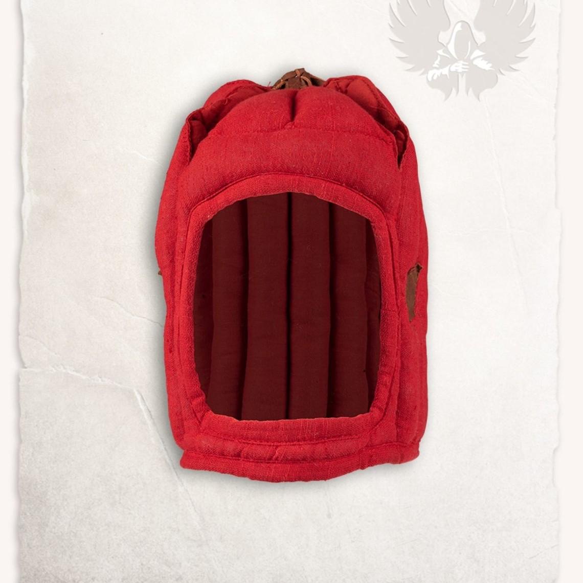 Mytholon bouchon d'armement en lin rouge Aulber