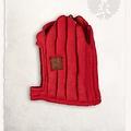 Mytholon tapa de lino de armado Aulber rojo