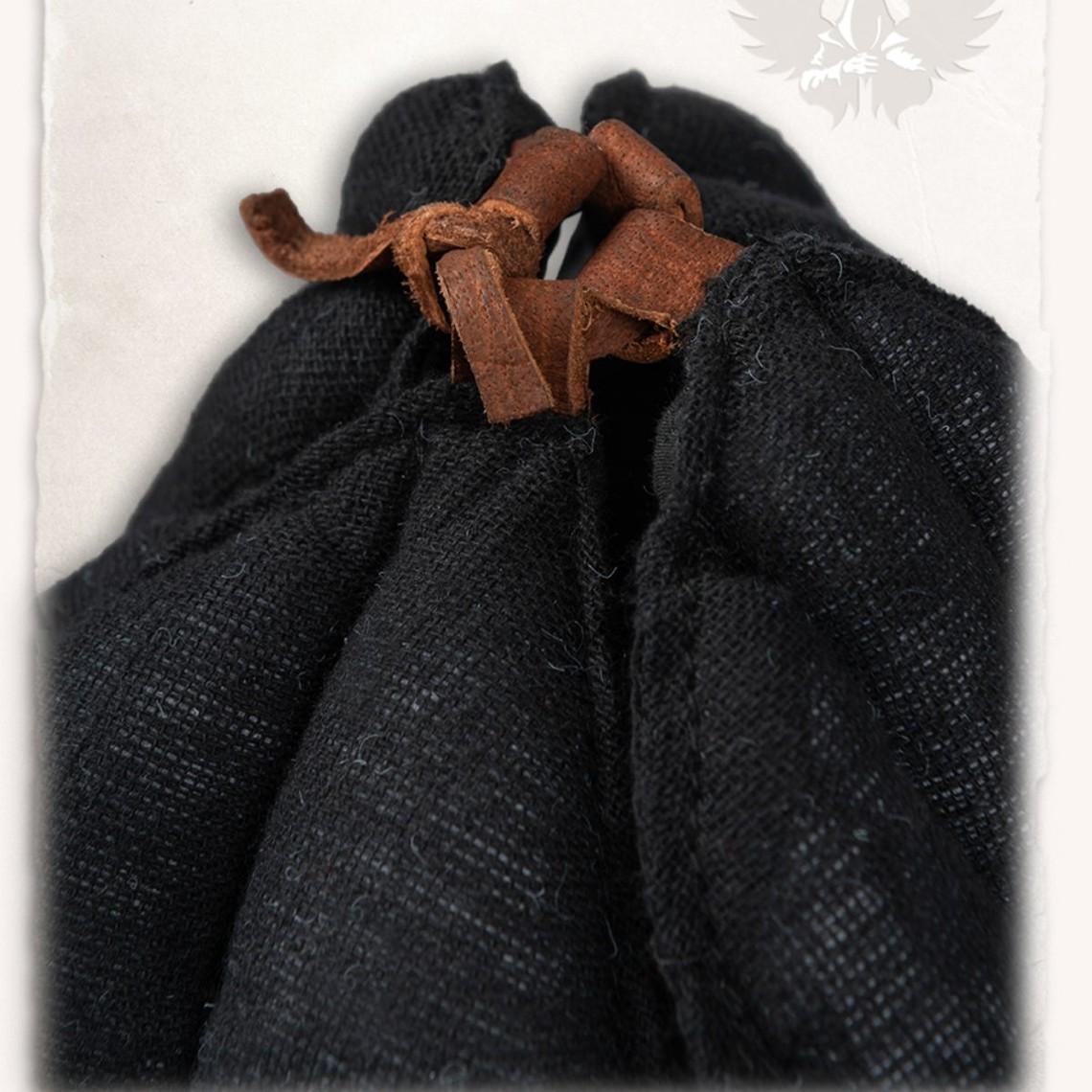 Mytholon bouchon d'armement en lin Aulber ouvert noir