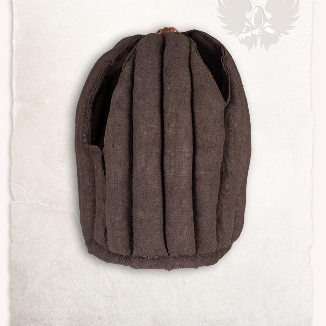 Mytholon Ropa de cama de armado tapa Aulber abierto marrón