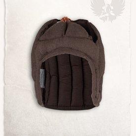 Mytholon Linned tilkobling cap Aulber brun blank
