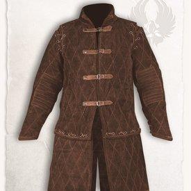 Mytholon cuir Gambeson Arthur ensemble complet de brun