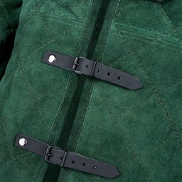 Gambeson Arthur suede leather complete set green