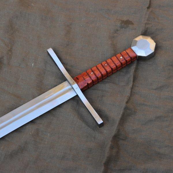 Mytholon Mittelalterliches Schwert Hans, kampfbereit