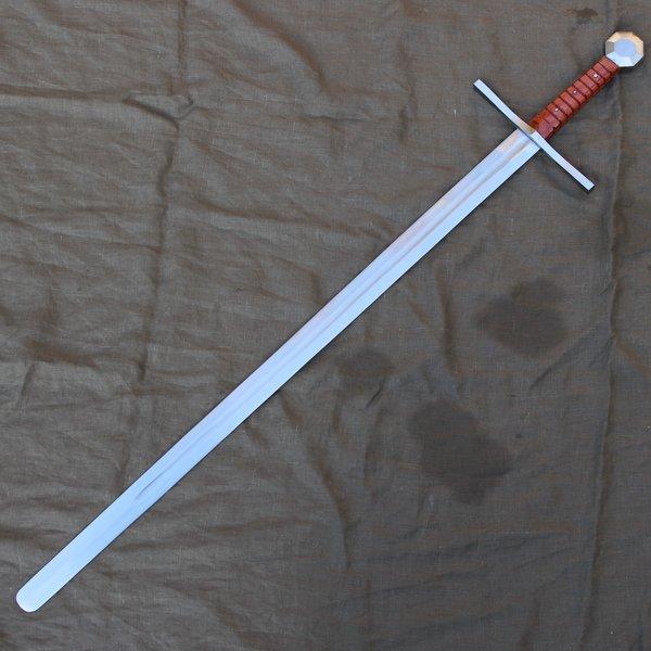 Mytholon Middelalderens sværd Hans, kampklar