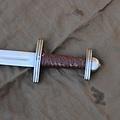 Mytholon Vikingasvärdet Godegisel, stridsklar