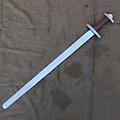 Mytholon Espada vikinga Godegisel, lista para la batalla