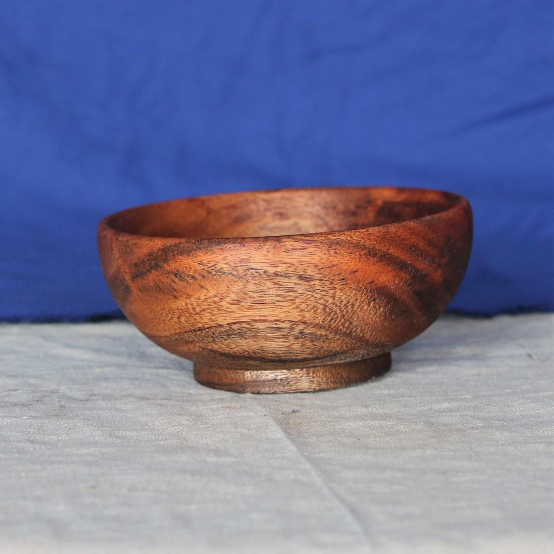 Mytholon bol en bois médiéval M