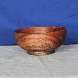 Mytholon Middeleeuwse houten kom L