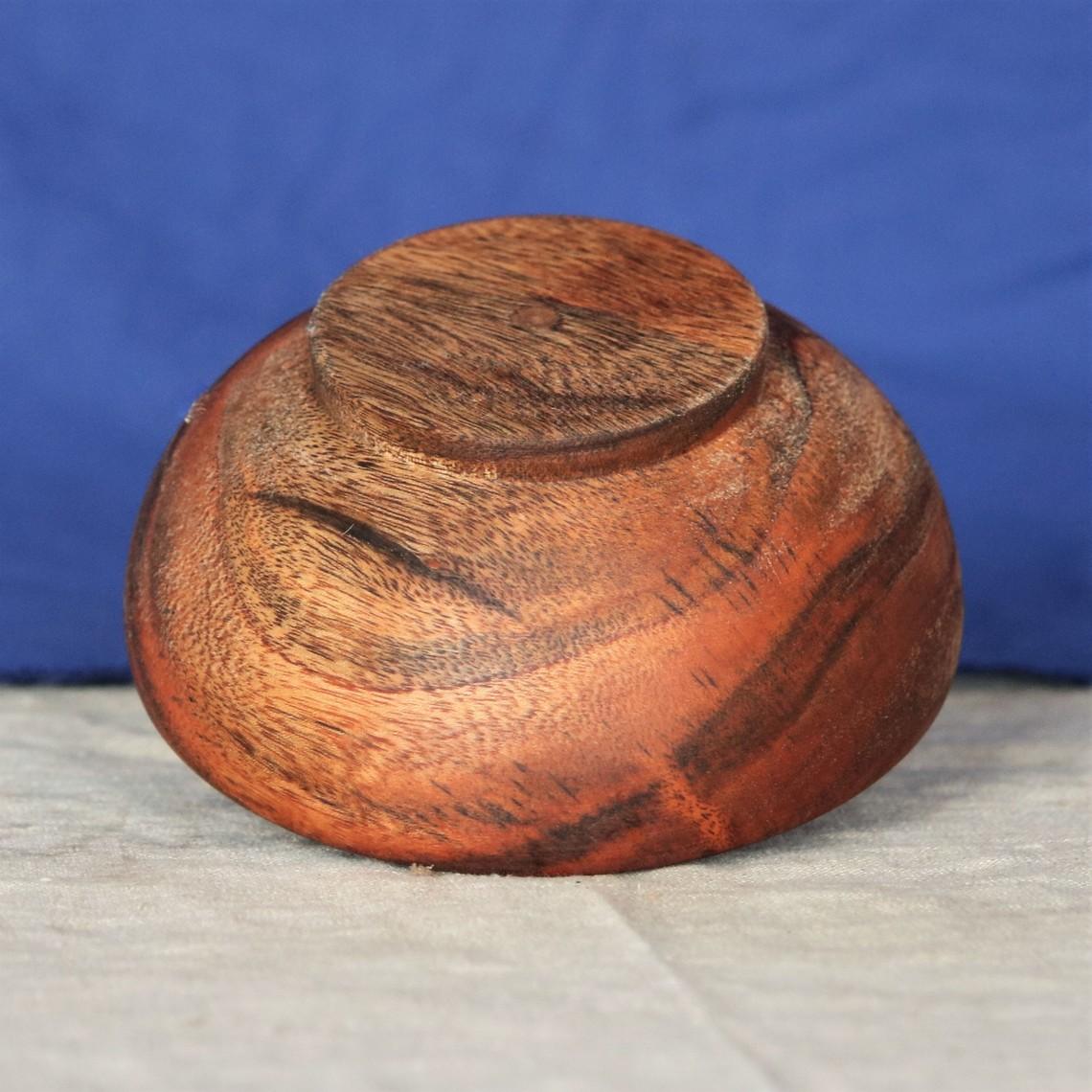 Mytholon bol en bois médiéval L