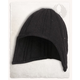 Arming cap Arthur black
