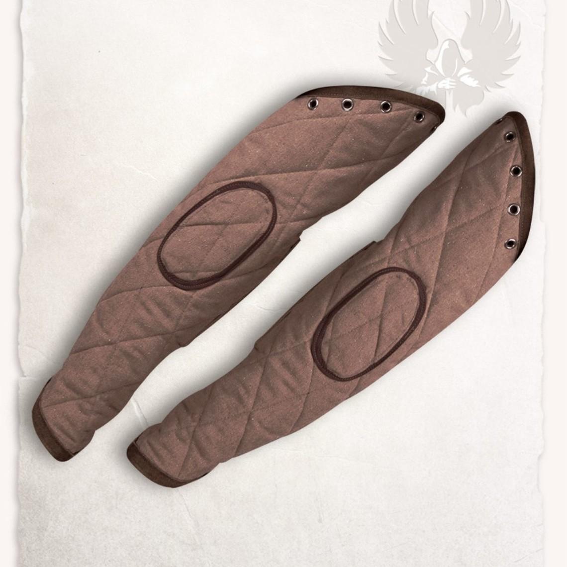 Mytholon Gambesón manguitos de Arthur Brown