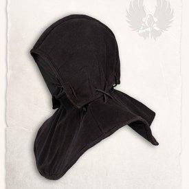 Mytholon Cappuccio Gambeson e il colletto Aulber lino nero