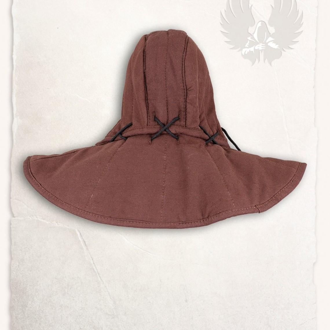 Mytholon hotte Gambeson et col Aulber brun