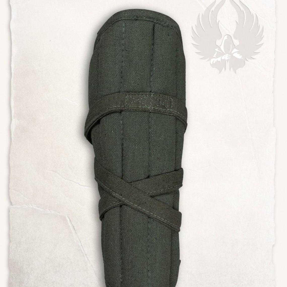 Mytholon Gambesón brazales Farald verde