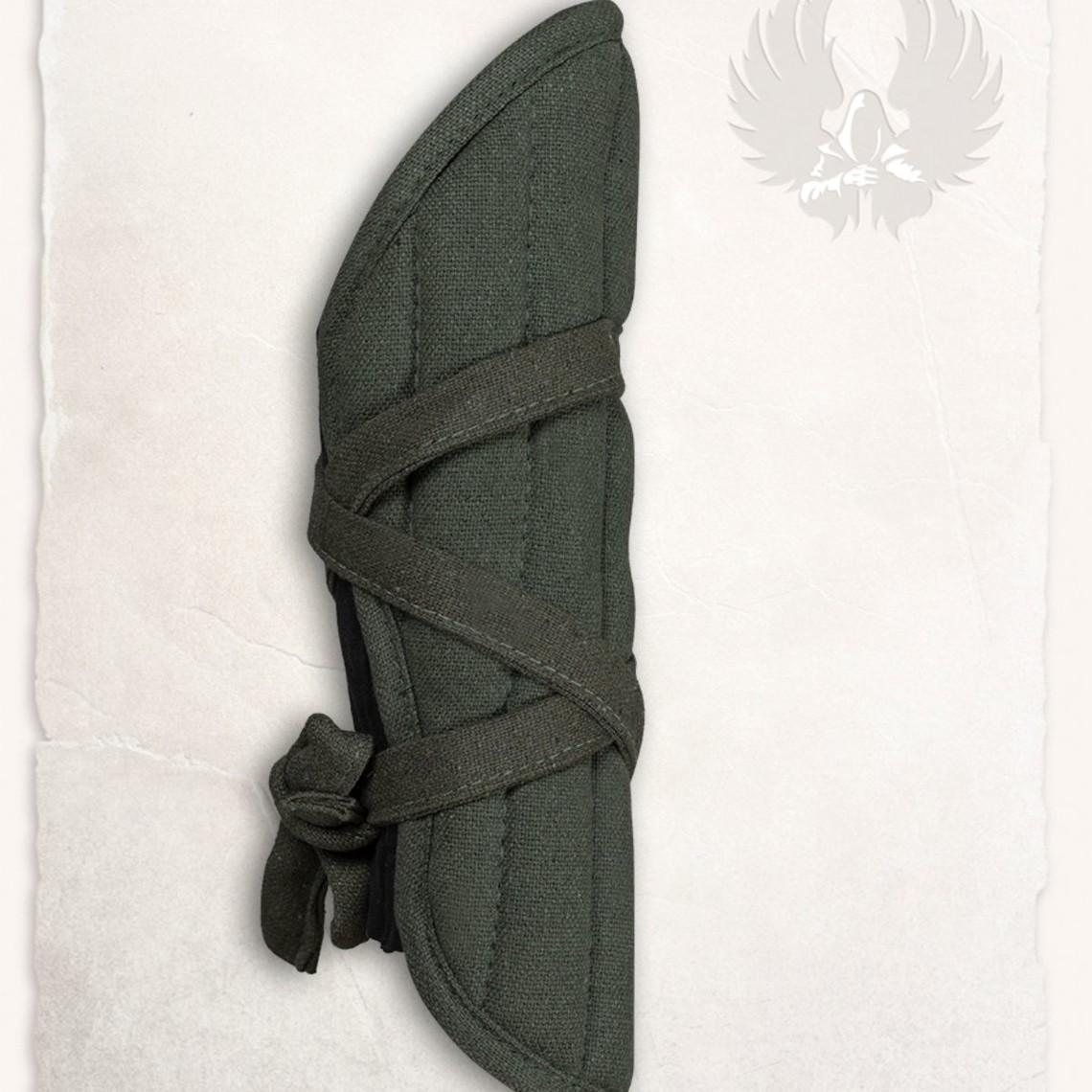 Mytholon Gambeson armbeschermers Farald groen