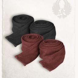 Arm wrappings Hamond wool brown