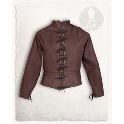 Tudor gambeson brown