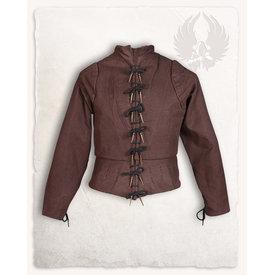 Mytholon Tudor gambeson brown