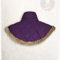 Mytholon Gambesón cuello lila lana Nimue