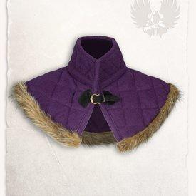 Mytholon Gambeson Kragen Nimue Wolle lila