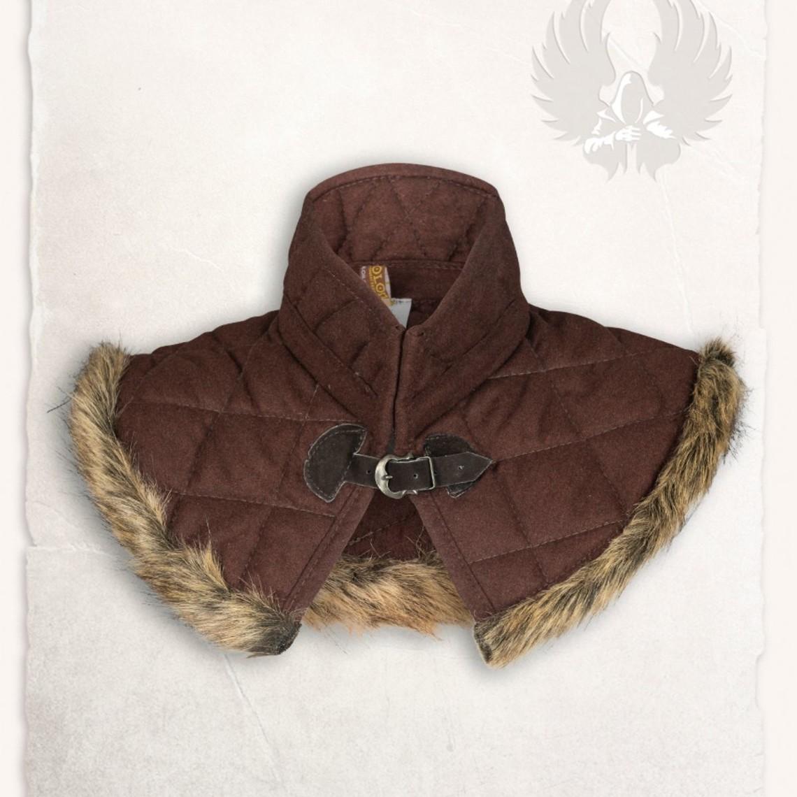 Mytholon Gambeson findes krave Nimue uld brun