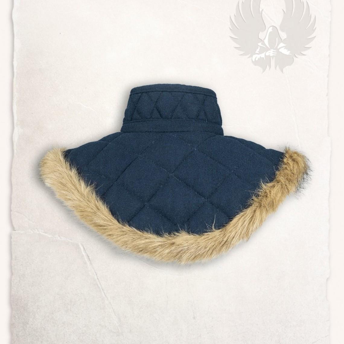 Mytholon Gambeson col bleu Nimue laine