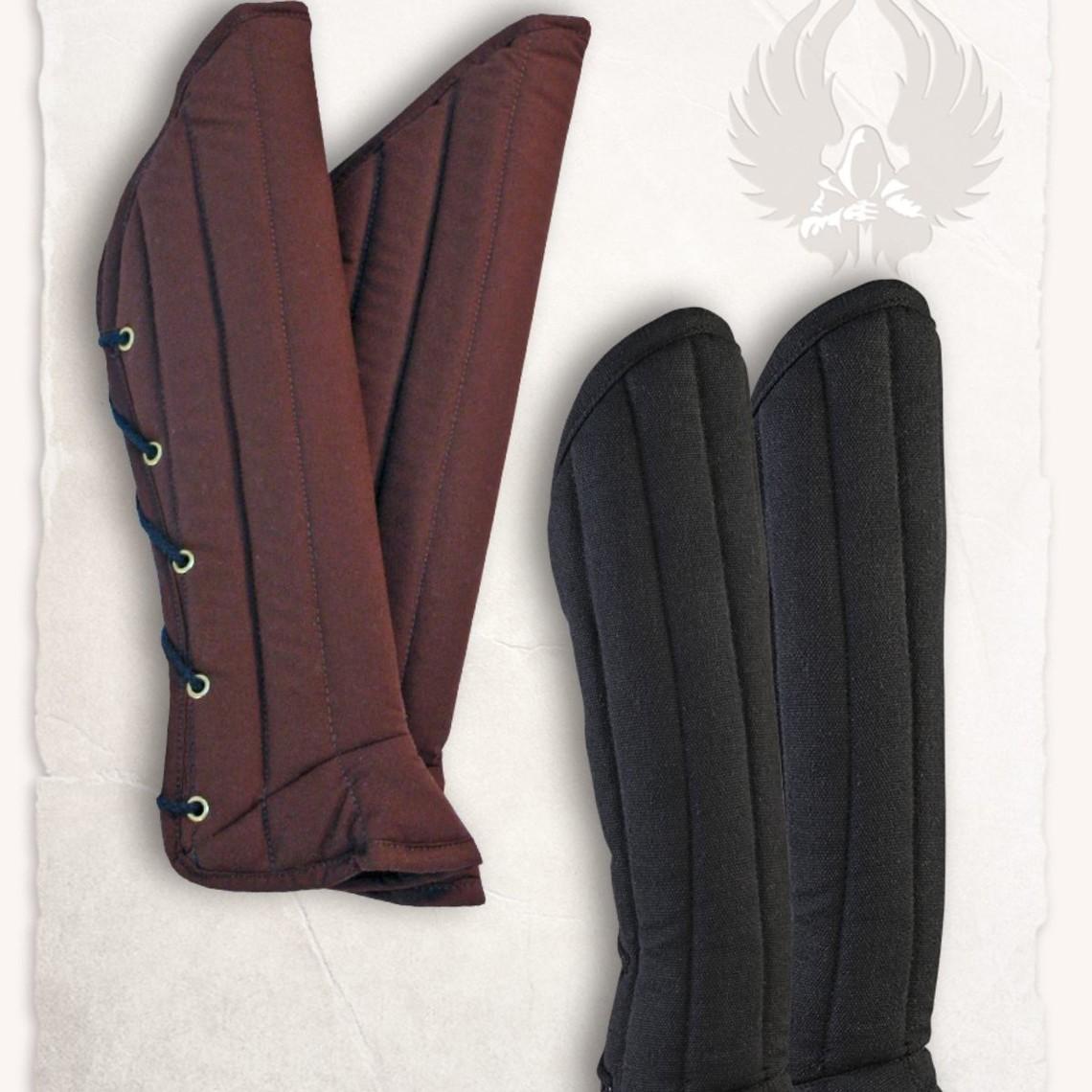 Mytholon Gambeson findes Greaves Leopold brun