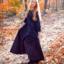 Kleid Alina, schwarz