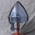 Mytholon Norman casque nasal Baldric bronzé