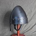 Mytholon Norman nasale casco Baldric bronzato