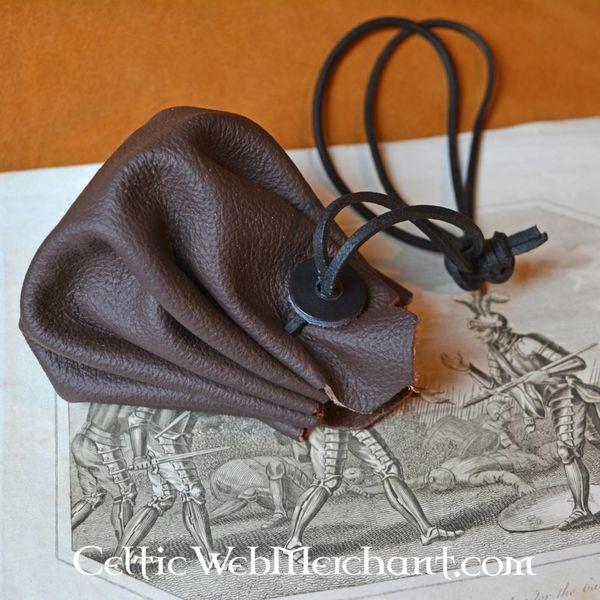 bolsa de couro macio