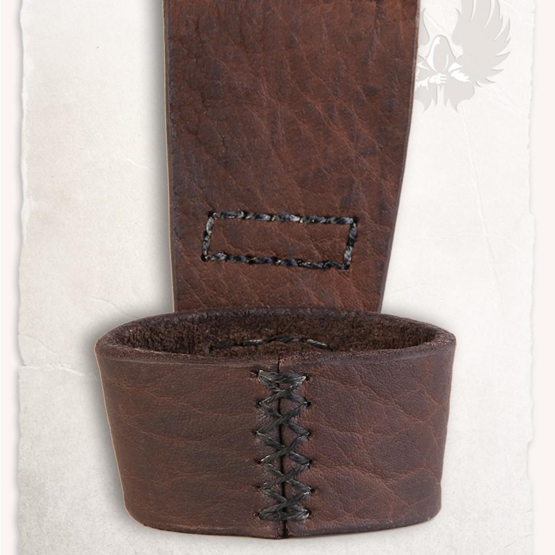 Mytholon Drikkehorn holder Louis brun