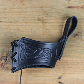 Mytholon Drinkhoorn houder Castagir zwart