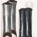 Mytholon Armpantser Fafnir gebronsd