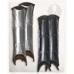 Leg armour Fafnir bronzed