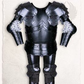 Mytholon Full medieval armour Balthasar bronzed