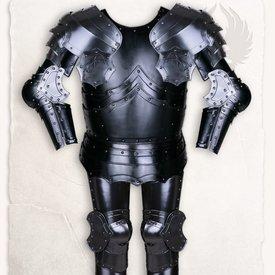 Mytholon Mittelalter Ritterrüstung Balthasar brüniert