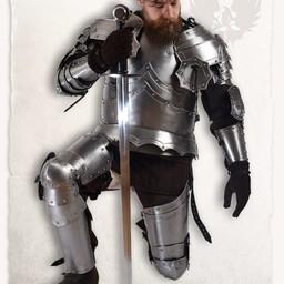 Mittelalter Ritterrüstung Balthasar brüniert