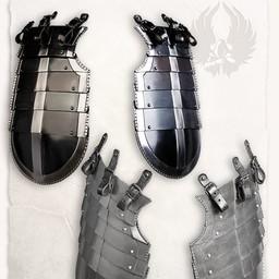 Full armour Kaspar bronzed