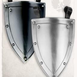 Belt shield Balthasar bronzed