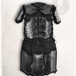 Leather armor brigandine Fafnir bronzed